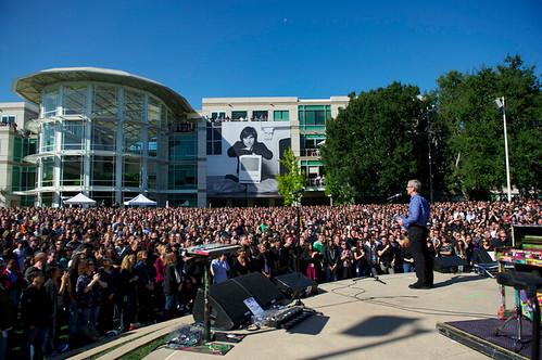 October 19 Employee Celebration of Steve Jobs