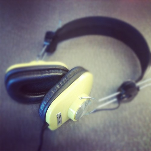 Eskuche Headphones from Urban Outfitters