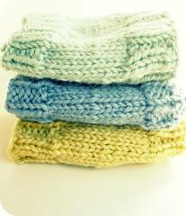 cozy (andrea creates) Tags: knit earwarmers oct11