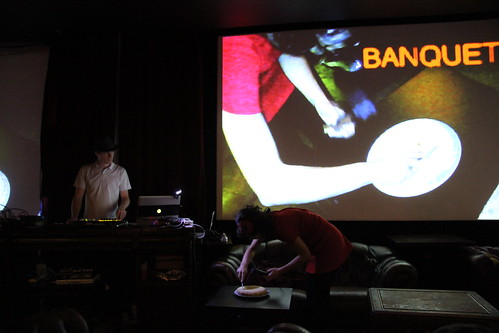 Banquet live at Electrovision, London