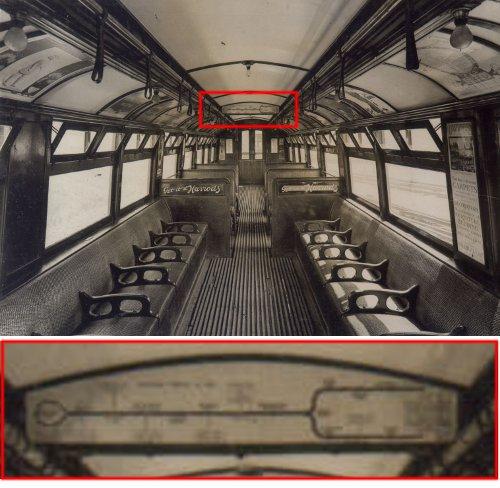 Northern Line tube train