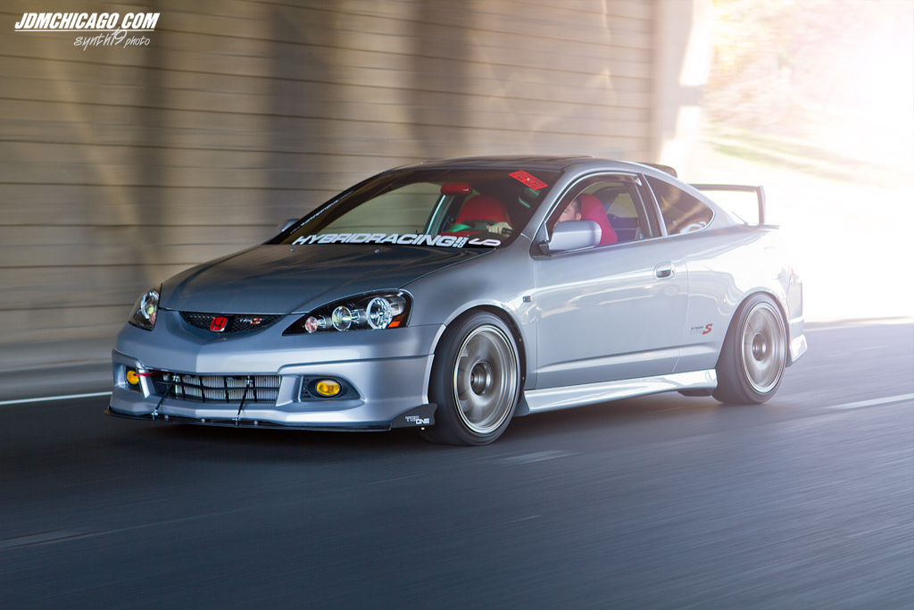 Zack's Acura RSX (K24A2 Supercharged) «