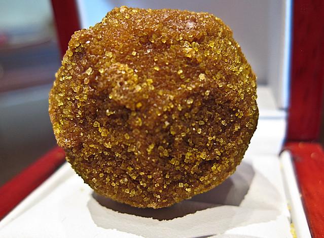 Lemon-Ginger truffle