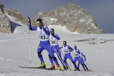 Běžci končí přípravu na Dachsteinu