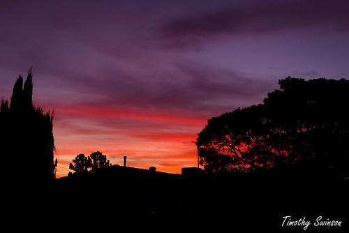 sunset 24-10-11 landscape