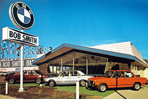 Car Dealerships From The Past