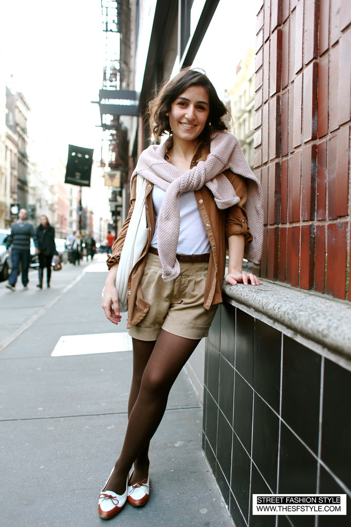 streetstyle fashion blog new york SFStyle keep it simple