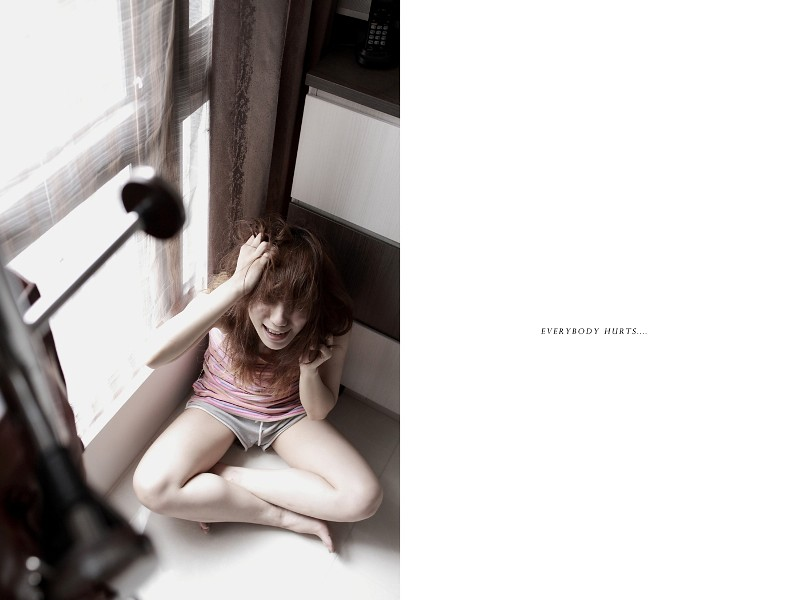YUNA | 情緒型 | 亂