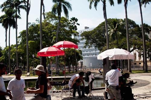Making-Off - Prefeitura do Recife