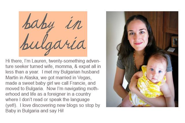 baby in bulgaria spot