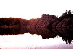 Sunset (math3780) Tags: lake black sport rock stem top south rope clip hills climbing draw needles quick lead dakota sylvan 56 57 59 58 the dyno 510a 511a 511b 512d 511d 510d 510b 510c 514c 514b 512b 513b 513a 512c 512a 513d 513c 511c 514a 515d 515a 515b 514d 515c