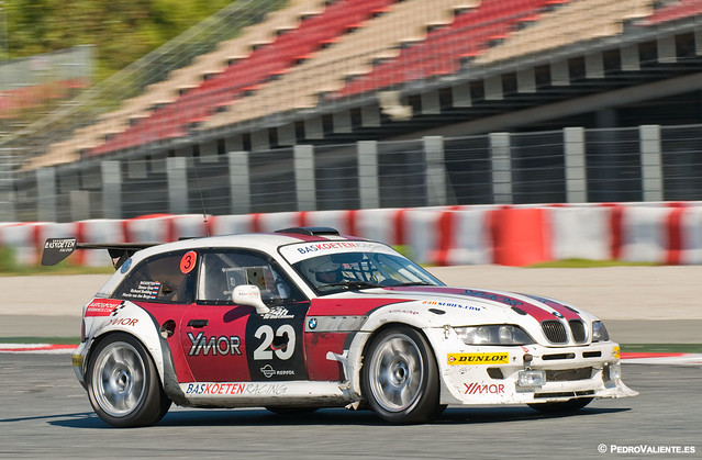 Z3 Coupe Race Car | Bas Koeten