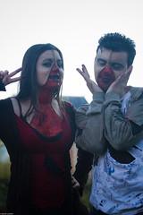 IMG_3736 (Meian') Tags: paris walking dead death blood zombie walk mort makeup gore rotten sang maquillage pourri meian 2011 putrefi putrify