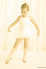(BethAnneFletcher) Tags: pink light ballet girl pose dance ballerina soft pretty child dancer littlegirl pointe delicate tutu balletshoes balletdancer