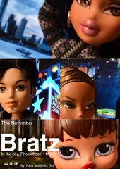 New Photoshoot this November (Bratz Guy) Tags: dolls lasvegas boyz jade sasha mga eitan bratz cloe babyz roxxi bratzparty