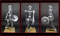Klank MecDroid (Karf Oohlu) Tags: robot lego mecha droid mech moc