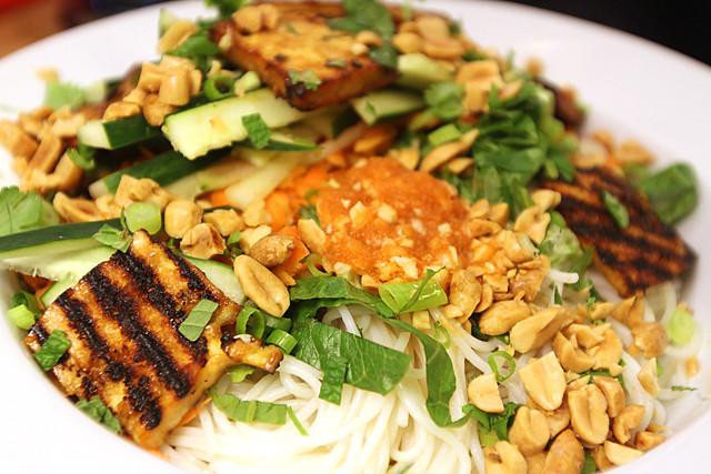Tofu Bo Bun