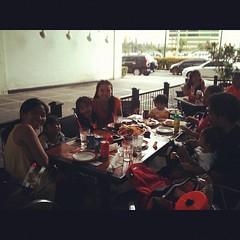 Merienda/Dinner @ TGIF