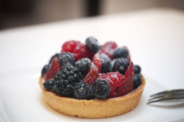 Mixed Berry Tart - $6.00