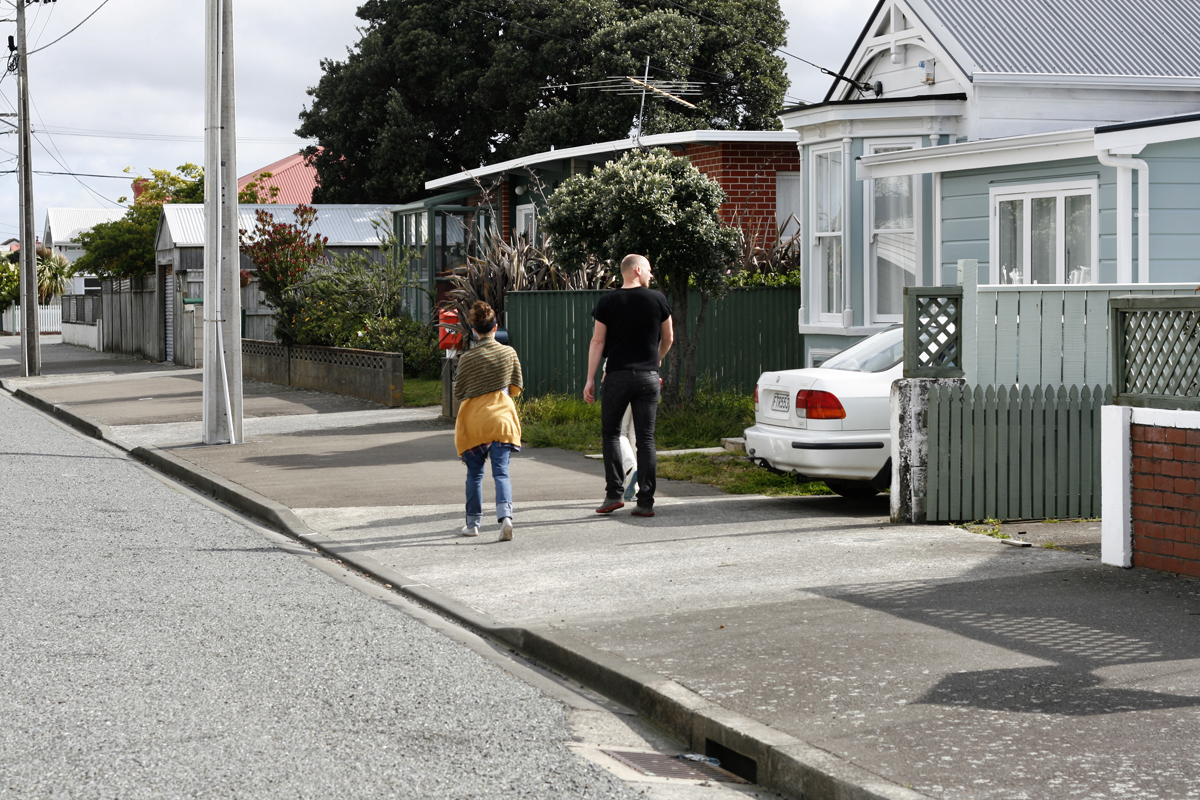 Wellington: Petone