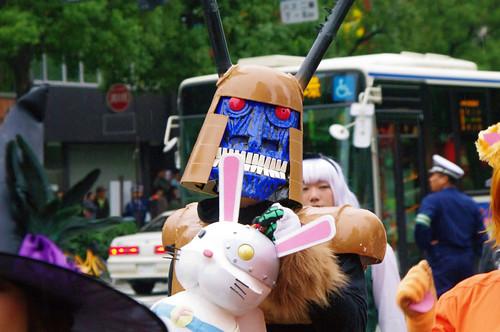 KAWASAKI HALLOWEEN 2011 Parade IMGP8474