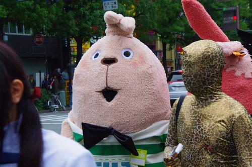 KAWASAKI HALLOWEEN 2011 Parade IMGP8489