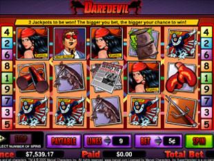Daredevil slot game online review
