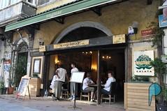 Istanbul-Galata-Enginer-Cafe-Bar-Restaurant-entrance (istanbulPlaces) Tags: food bar restaurant cafe istanbul taksim galata beyolu enginar istanbulplaces