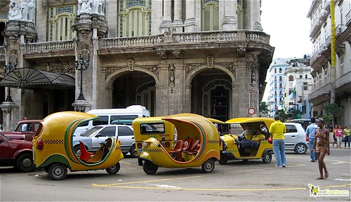 buses in cuba
