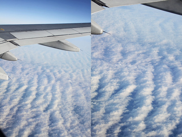 airplane window diptych 4