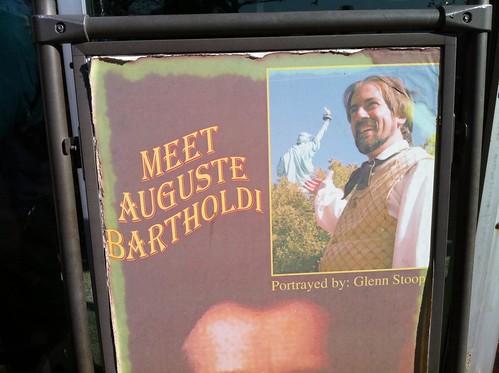 Meet Auguste Bartholdi