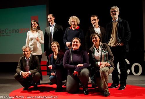 TedxLakeComo 2011 - Como 05.11.2011