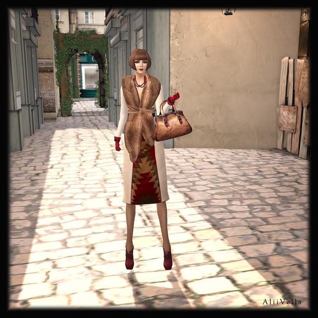 A little shopping walk