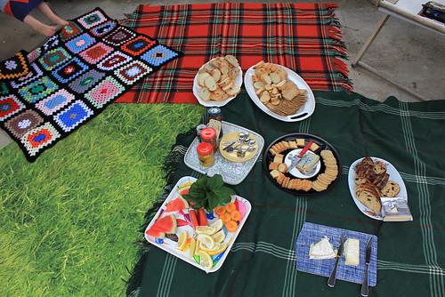 picnic patchwork