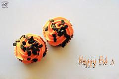 Happy Eid :) ( SUMAYAH ) Tags: cup cake canon happy eos eid 550d