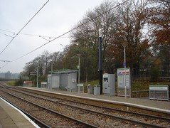 Picture of Gravel Hill Tram Stop