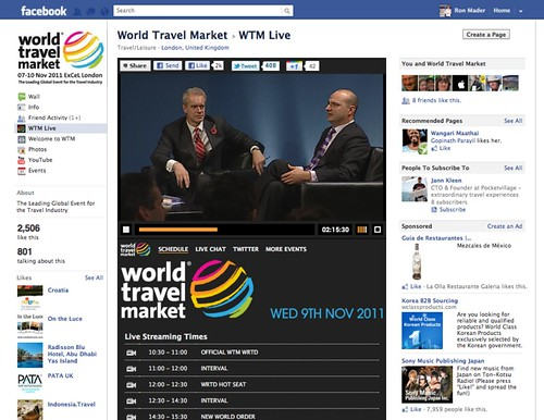 World Travel Market Hot Seat with Leo Hickman
