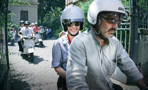 Vespa Tour in Rome - Dearoma Tour by Dearoma Tour