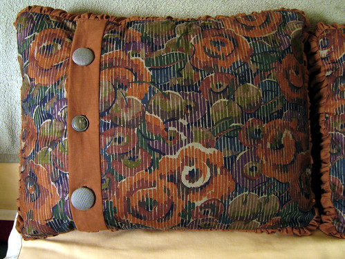 Handmade Pillow Cover by b-a-boop