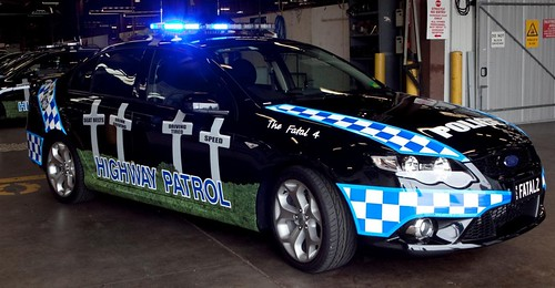 "Queensland Police Traffic Branch ""FATAL by Highway Patrol Images, on Flickr"