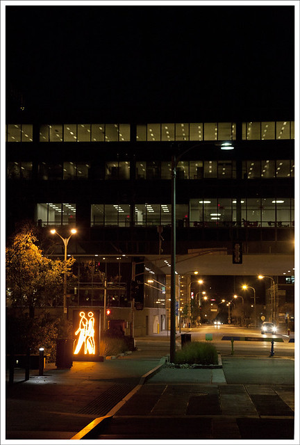 Citygarden - Night 2011-11-11