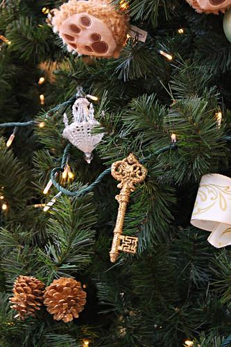 key in the tree!