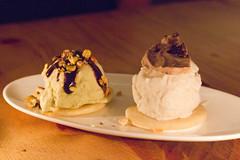 Artisanal Gelato (Rene S. Suen) Tags: cookies dessert cookie sweet coconut chocolate treats gelato pistachio treat nut malena dougneigel davidminicucci samkalogiros