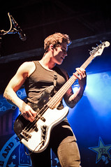All Time Low - Zack Merrick (Melissa Terry) Tags: show music ny newyork concert tour theatre atl huntington band zack paramount merrick alltimelow riseandfall zackmerrick riseandfallofmypants