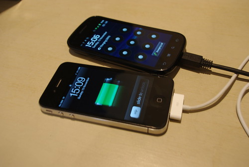 Iphone4 and NexusS