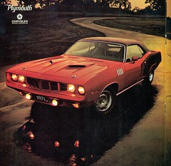 71 Plymouth 340 'Cuda Hardtop (coconv) Tags: pictures auto door old 2 classic cars hardtop car vintage magazine advertising cards photo flyer automobile post image photos muscle antique album postcard ad picture plymouth images 71 advertisement vehicles photographs card photograph postcards vehicle kit mopar autos collectible collectors press brochure cuda coupe barracuda automobiles dealer 340 prestige