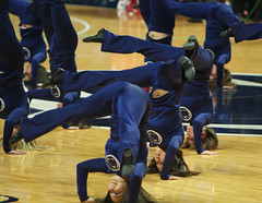 Lionettes Perform (acaben) Tags: basketball pennstate collegebasketball danceteam pennstatedanceteam lionettes pennstatebasketball