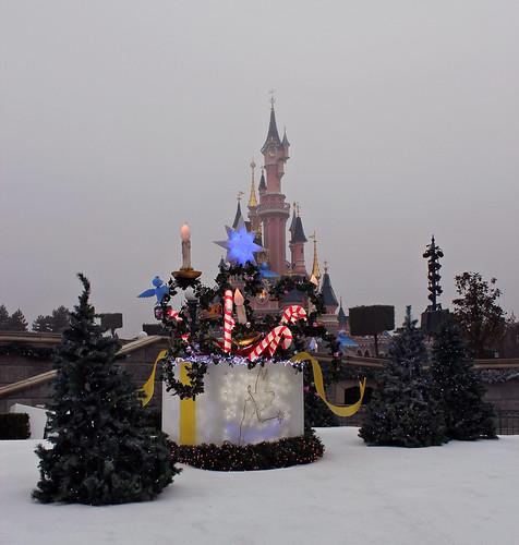 Decoration on Central Plaza