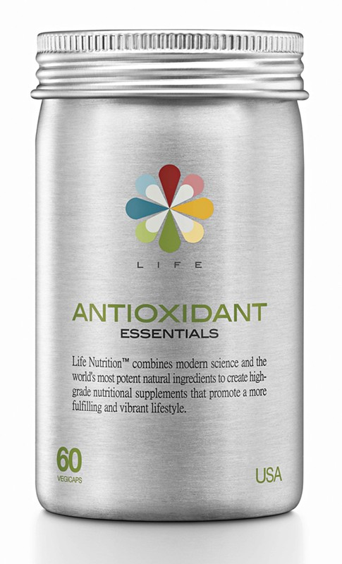 Life Nutrition Antioxidant Essentials