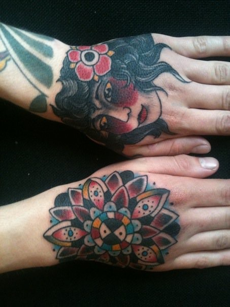 The world 39 s best photos of ericmichalovic flickr hive mind for World in hands tattoo